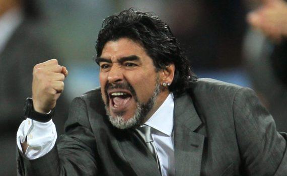 That time that Crespo scored more than Maradona