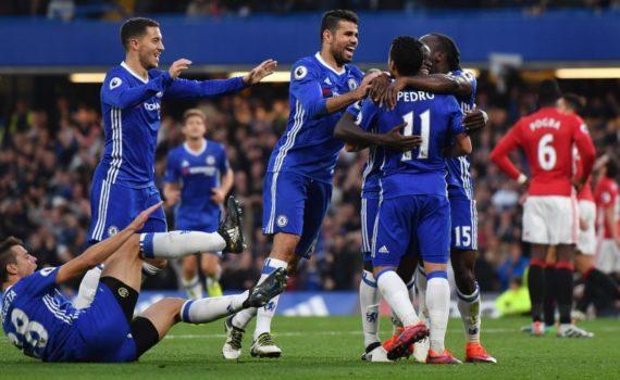 2017 Premier League champions Chelsea