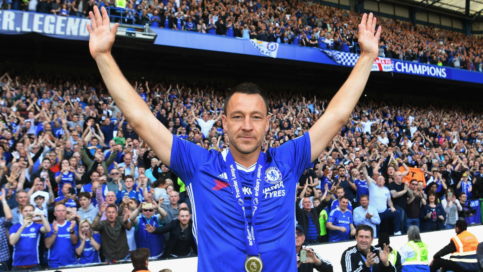 John Terry reveals sacrifices made for Chelsea