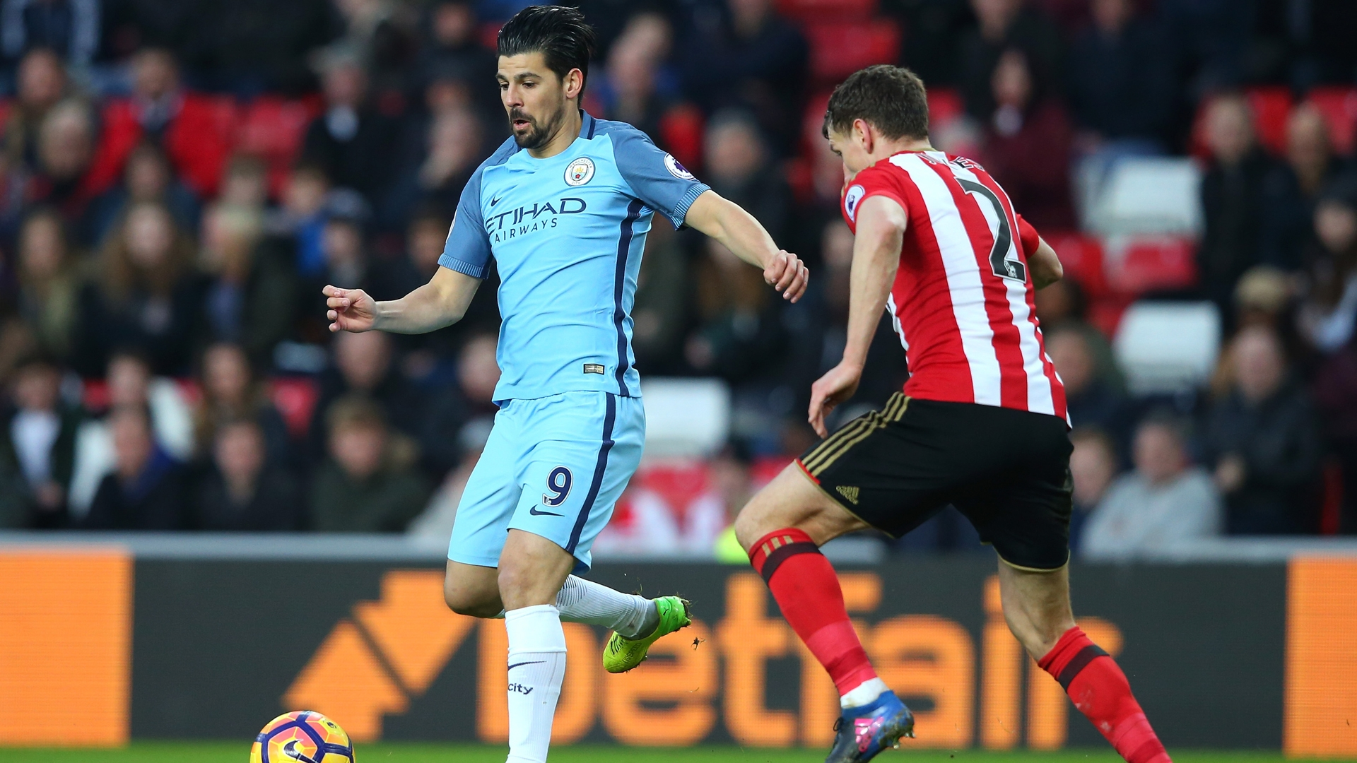 Nolito s brief time in the Premier League es to an end